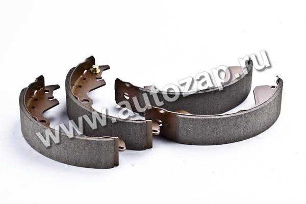 Колодки тормозные задние барабанные артикул - G010288