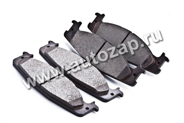 Колодки тормозные передние артикул - F000279