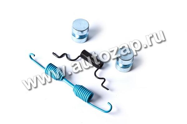 Ремкомплект тормозных колодок артикул - D010450