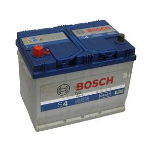 купить аккумулятр BOSCH S4 Silver/12V S4 027 по лучшей цене в интернет магазине Академия Плюс