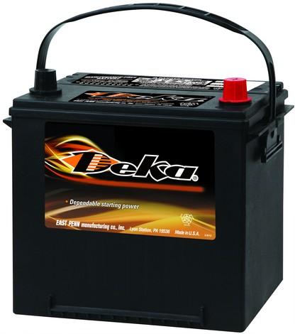 купить аккумулятр Deka 535MF по лучшей цене в интернет магазине Академия Плюс