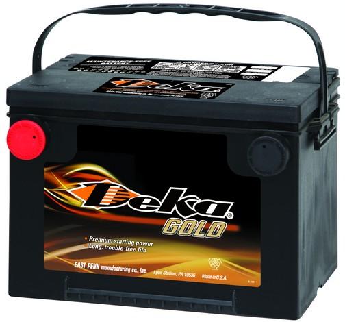 купить аккумулятр Deka 678MF по лучшей цене в интернет магазине Академия Плюс