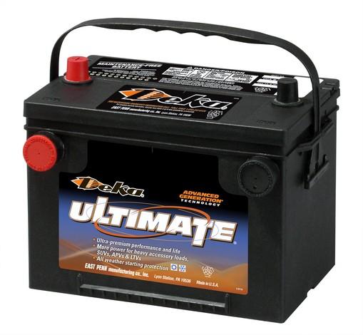 купить аккумулятр Deka 778DT по лучшей цене в интернет магазине Академия Плюс