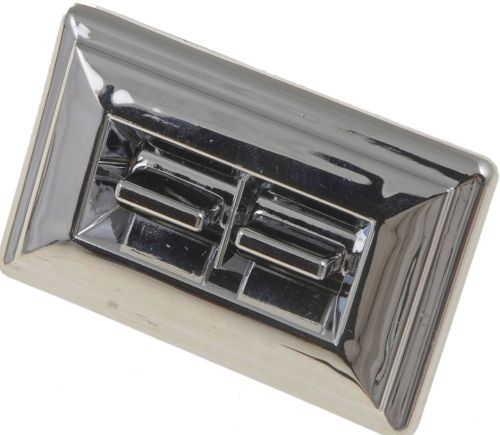 Power Window Switch- Front Left 2 Button