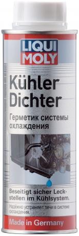 купить LIQUI MOLY Kuhlerdichter по лучшей цене в интернет магазине Академия Плюс