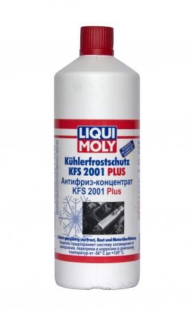 купить шины LIQUI MOLY Kuhlerfrostschutz KFS 2001 Plus  G12 по лучшей цене в интернет магазине Академия Плюс