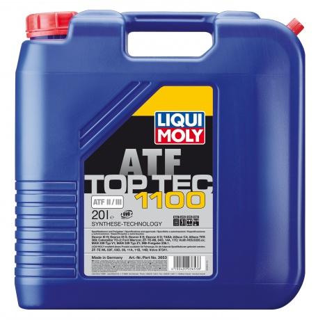 купить LIQUI MOLY Top Tec ATF 1100 по лучшей цене в интернет магазине Академия Плюс
