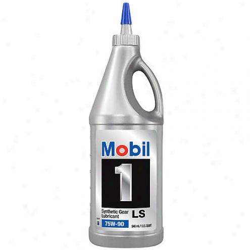 купить Mobil 1 Synthetic Gear Lube LS 75w-90 по лучшей цене в интернет магазине Академия Плюс