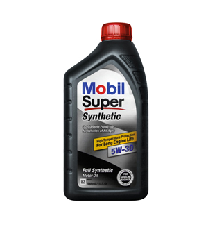 купить шины Моторное масло Mobil Super Synthetic 5W-30 (946 мл) по лучшей цене в интернет магазине Академия Плюс