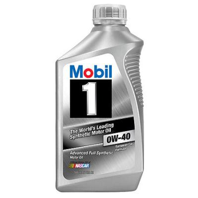 купить шины Моторное масло Mobil 1 Full Synthetic 0W-40 (946 мл) по лучшей цене в интернет магазине Академия Плюс