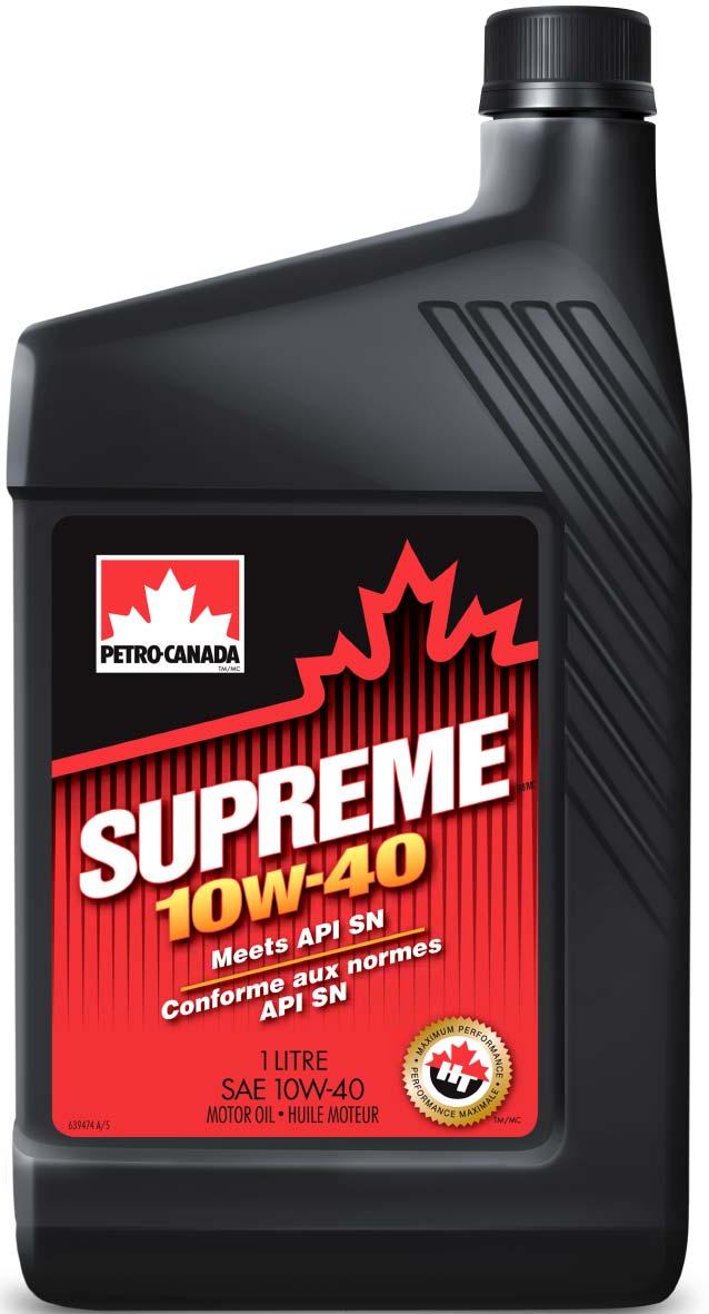 купить шины PC SUPREME 10W-40 (12*1 л) по лучшей цене в интернет магазине Академия Плюс
