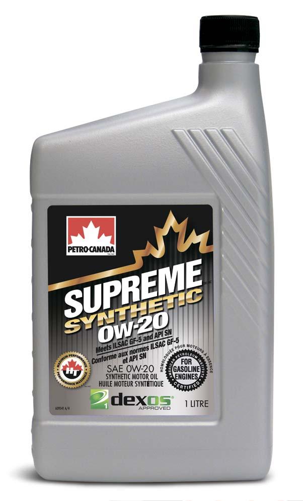 купить шины PC SUPREME SYNTHETIC 0W-20 (12*1 л) по лучшей цене в интернет магазине Академия Плюс