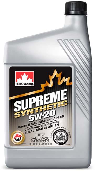 купить шины PC SUPREME SYNTHETIC 5W-20 (12*1 л) по лучшей цене в интернет магазине Академия Плюс
