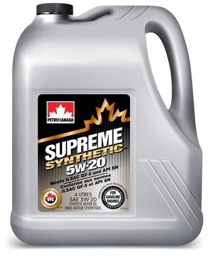 купить шины PC SUPREME SYNTHETIC 5W-20 (4*4 л) по лучшей цене в интернет магазине Академия Плюс