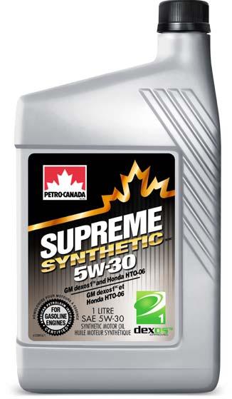 купить шины PC SUPREME SYNTHETIC 5W-30 (12*1 л) по лучшей цене в интернет магазине Академия Плюс